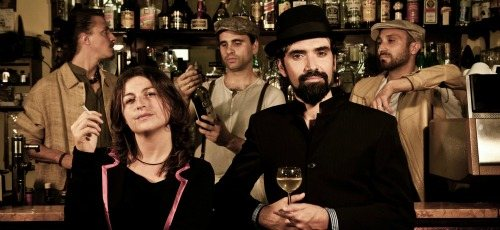 "Intervista a Les SansPapier una musica per: ""Aperitivi all'anice"""