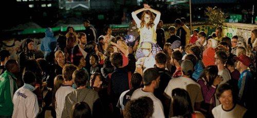 """La pubblicità di """"Adidas: The Street Where Originality Lives"""""""