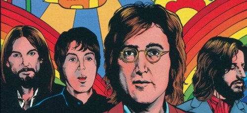 """""""Beatles a fumetti"""" il libro sulla storia della Band"""