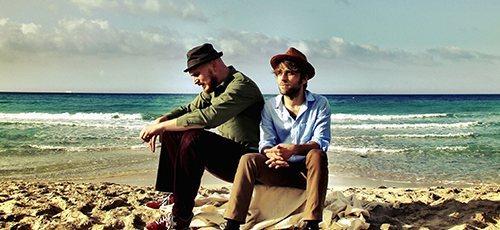 """Intervista a: Fabrizio Cammarata & Paolo Fuschi in """"Skint and Golden"""""""