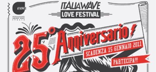Parte il concorso Italia Wave Band 2011