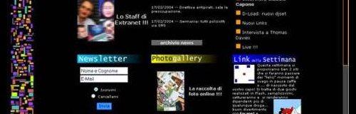 Extranet web 2005
