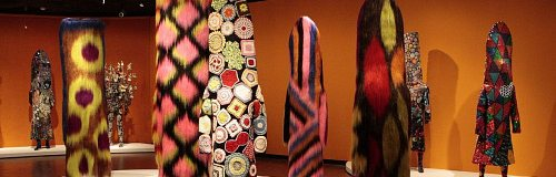 "Nick Cave: ""Soundsuits"" abiti unici"