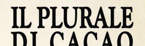 """Intervista a Stefano Denti: """"Il Plurale di cacao"""" il galateo della maleducazione"""