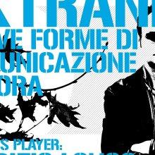 """Flyer Extranet: """"Nuove forme di comunicazione sonora"""""""