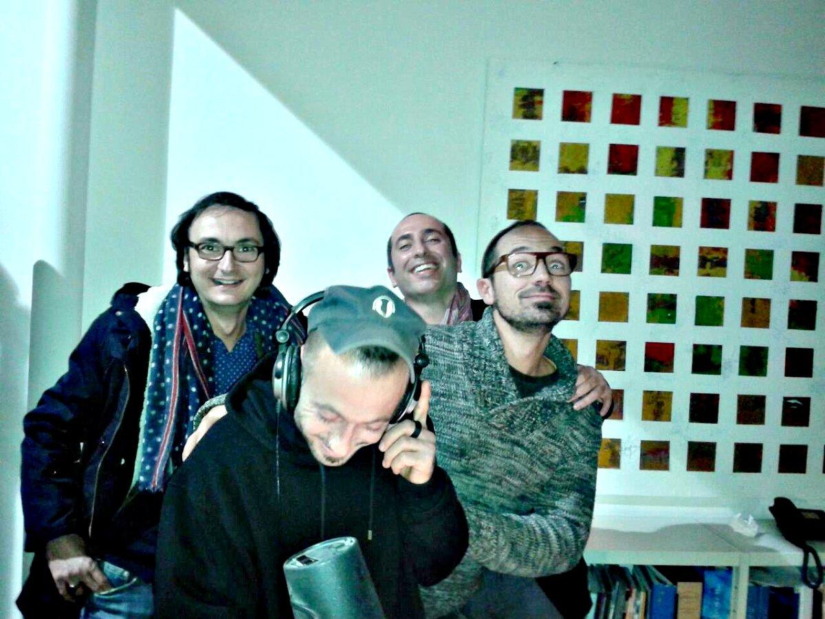 In consolle per il Selfportrait - Dicembre 2012