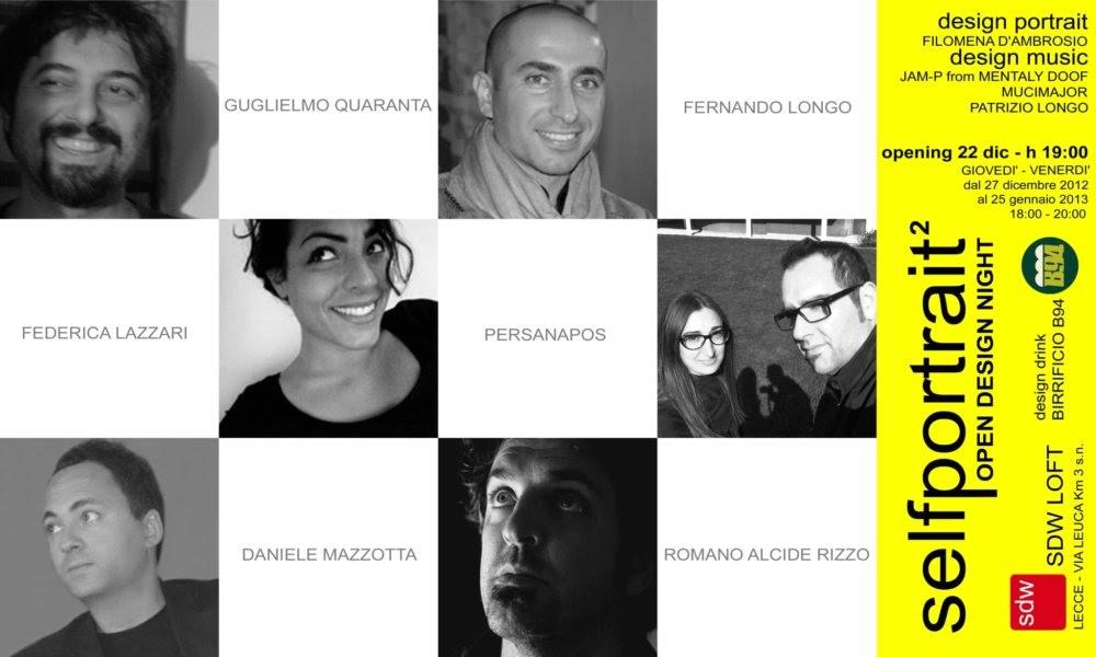 Selfportrait2 Open Design Night